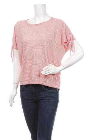 Γυναικεία μπλούζα Loft, Μέγεθος L, Χρώμα Λευκό, 60% βαμβάκι, 40% μοντάλ, Τιμή 20,78€