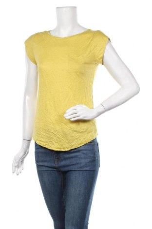 Γυναικεία μπλούζα Loft By Ann Taylor, Μέγεθος XS, Χρώμα Κίτρινο, Λινό, Τιμή 15,79€