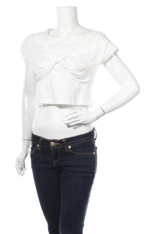 Γυναικεία μπλούζα Lost Ink, Μέγεθος M, Χρώμα Λευκό, Βαμβάκι, Τιμή 12,27€