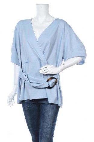 Γυναικεία μπλούζα Lost Ink, Μέγεθος 3XL, Χρώμα Μπλέ, 97% πολυεστέρας, 3% ελαστάνη, Τιμή 14,07€