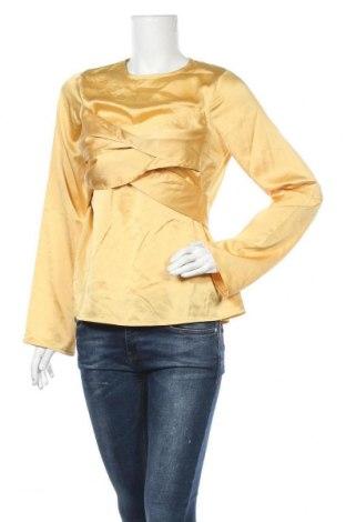Γυναικεία μπλούζα Lost Ink, Μέγεθος M, Χρώμα Κίτρινο, Πολυεστέρας, Τιμή 13,39€