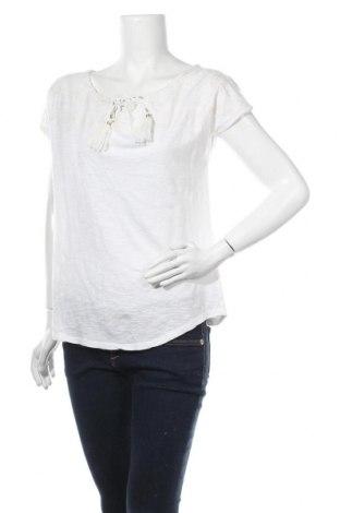 Дамска блуза Maddison, Размер M, Цвят Бял, 60% памук, 40% модал, Цена 17,85лв.
