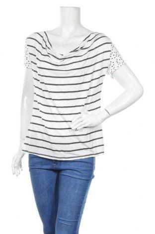 Γυναικεία μπλούζα Maddison, Μέγεθος L, Χρώμα Λευκό, 95% βισκόζη, 5% ελαστάνη, Τιμή 3,64€