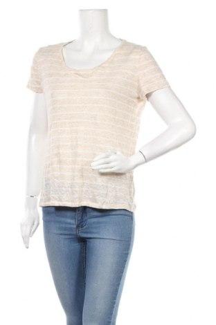 Дамска блуза Maddison, Размер M, Цвят Бежов, Лен, Цена 15,12лв.