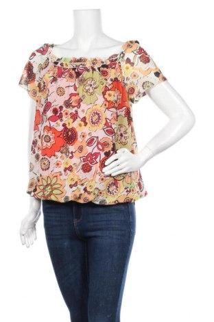 Γυναικεία μπλούζα Made In Italy, Μέγεθος M, Χρώμα Πολύχρωμο, Πολυεστέρας, Τιμή 9,35€