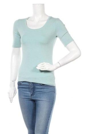 Γυναικεία μπλούζα Madeleine, Μέγεθος XS, Χρώμα Πράσινο, 95% βισκόζη, 5% ελαστάνη, Τιμή 7,27€