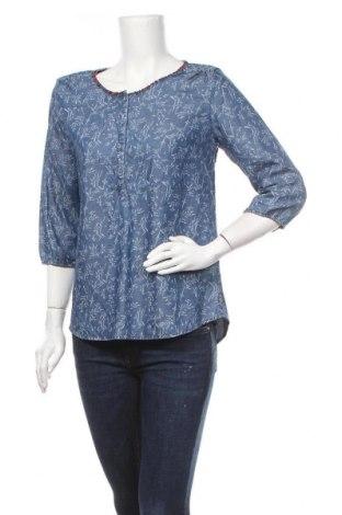 Γυναικεία μπλούζα Maison Scotch, Μέγεθος M, Χρώμα Μπλέ, Τιμή 21,53€