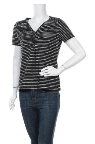 Γυναικεία μπλούζα Manguun, Μέγεθος L, Χρώμα Μαύρο, 80% πολυεστέρας, 15% βισκόζη, 5% ελαστάνη, Τιμή 11,69€