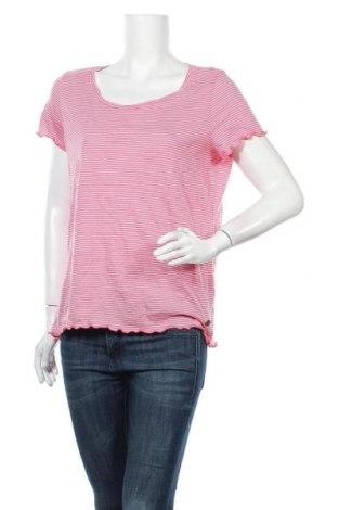 Γυναικεία μπλούζα Manguun, Μέγεθος XL, Χρώμα Ρόζ , 50% βαμβάκι, 50% βισκόζη, Τιμή 11,11€
