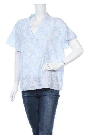 Γυναικεία μπλούζα Marc O'Polo, Μέγεθος XL, Χρώμα Μπλέ, Βαμβάκι, Τιμή 18,84€