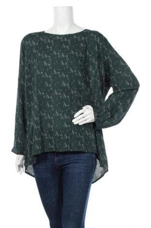 Дамска блуза Mark Adam, Размер 3XL, Цвят Зелен, Вискоза, Цена 19,95лв.