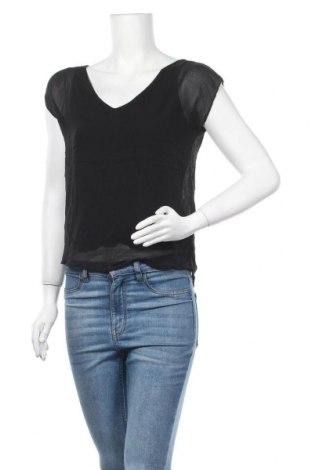 Γυναικεία μπλούζα Massimo Dutti, Μέγεθος S, Χρώμα Μαύρο, Τιμή 15,59€