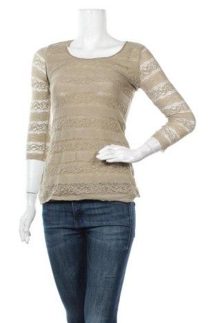 Γυναικεία μπλούζα Max Studio, Μέγεθος S, Χρώμα Πράσινο, 95% πολυαμίδη, 5% ελαστάνη, Τιμή 5,82€