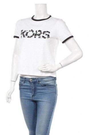 Дамска блуза Michael Kors, Размер S, Цвят Бял, Памук, Цена 107,10лв.