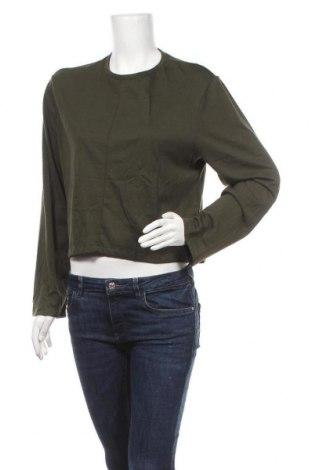 Γυναικεία μπλούζα Mix, Μέγεθος XXL, Χρώμα Πράσινο, Βαμβάκι, πολυεστέρας, Τιμή 12,34€