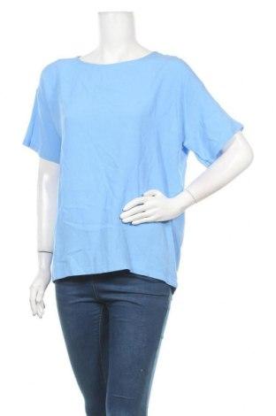 Γυναικεία μπλούζα Modstrom, Μέγεθος S, Χρώμα Μπλέ, Βισκόζη, Τιμή 13,92€