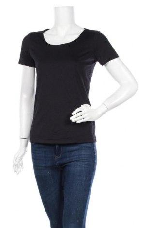 Γυναικεία μπλούζα More & More, Μέγεθος M, Χρώμα Μαύρο, 92% πολυαμίδη, 8% ελαστάνη, Τιμή 10,39€