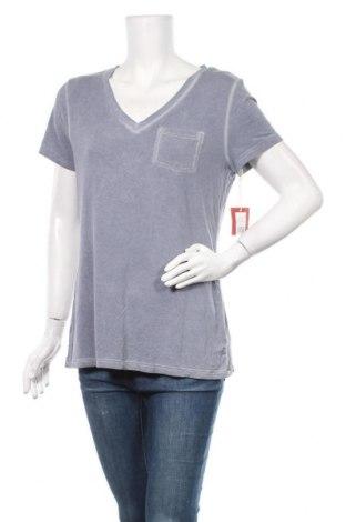 Γυναικεία μπλούζα Mossimo, Μέγεθος L, Χρώμα Μπλέ, 95% βισκόζη, 5% ελαστάνη, Τιμή 22,73€