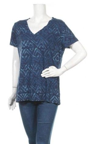 Γυναικεία μπλούζα Mossimo, Μέγεθος XL, Χρώμα Μπλέ, 60% βαμβάκι, 40% πολυεστέρας, Τιμή 11,11€