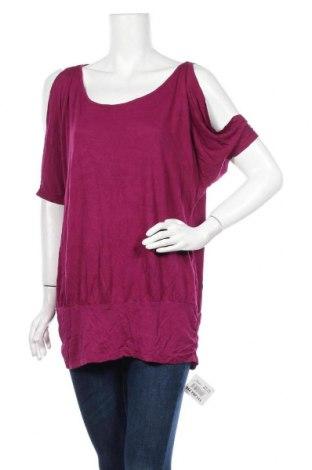 Γυναικεία μπλούζα Mossimo, Μέγεθος XXL, Χρώμα Ρόζ , Βισκόζη, Τιμή 11,11€