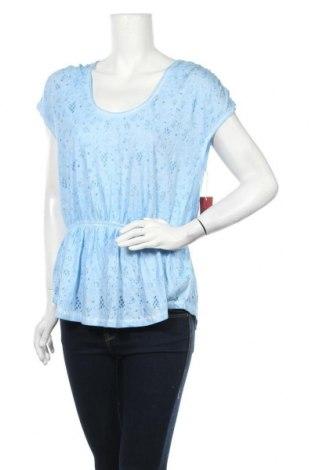 Γυναικεία μπλούζα Mossimo, Μέγεθος L, Χρώμα Μπλέ, 55% βαμβάκι, 45% πολυεστέρας, Τιμή 17,28€