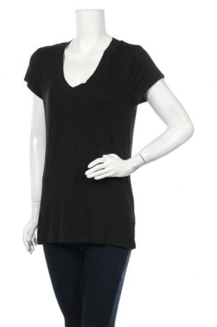Γυναικεία μπλούζα Mossimo, Μέγεθος XL, Χρώμα Μαύρο, 95% βισκόζη, 5% ελαστάνη, Τιμή 10,49€