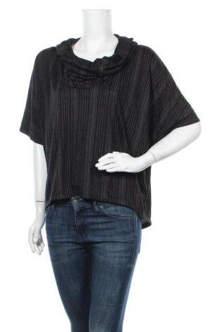 Γυναικεία μπλούζα Mossimo, Μέγεθος XXL, Χρώμα Μαύρο, 71% πολυεστέρας, 29% βισκόζη, Τιμή 9,87€
