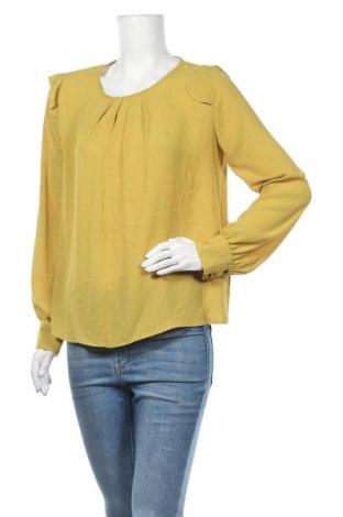 Γυναικεία μπλούζα Motivi, Μέγεθος XS, Χρώμα Πράσινο, Πολυεστέρας, Τιμή 9,26€