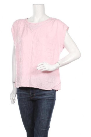 Γυναικεία μπλούζα Multiblu, Μέγεθος M, Χρώμα Ρόζ , Βισκόζη, πολυαμίδη, Τιμή 11,69€