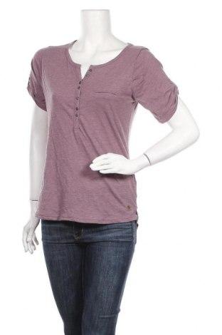 Γυναικεία μπλούζα Multiblu, Μέγεθος XL, Χρώμα Βιολετί, 50% βαμβάκι, 50% πολυεστέρας, Τιμή 10,39€