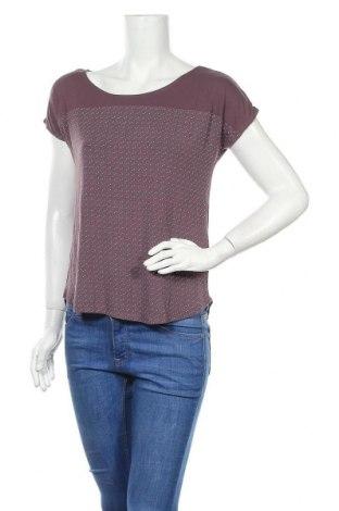 Γυναικεία μπλούζα Multiblu, Μέγεθος M, Χρώμα Βιολετί, 95% βισκόζη, 5% ελαστάνη, Τιμή 11,69€