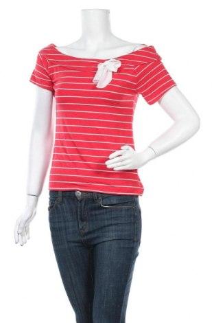 Γυναικεία μπλούζα Multiblu, Μέγεθος M, Χρώμα Κόκκινο, 92% βισκόζη, 8% ελαστάνη, Τιμή 8,28€