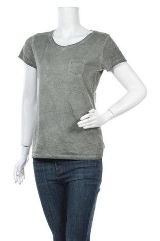 Γυναικεία μπλούζα Multiblu, Μέγεθος M, Χρώμα Πράσινο, Βαμβάκι, Τιμή 8,28€