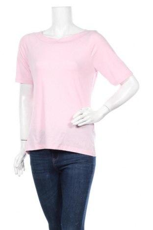 Γυναικεία μπλούζα Multiblu, Μέγεθος L, Χρώμα Ρόζ , 63% πολυεστέρας, 32% βαμβάκι, 5% ελαστάνη, Τιμή 10,39€