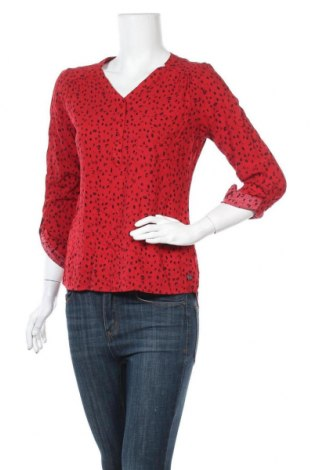 Дамска блуза Multiblu, Размер S, Цвят Червен, Вискоза, Цена 13,39лв.