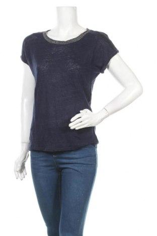 Γυναικεία μπλούζα Naf Naf, Μέγεθος M, Χρώμα Μπλέ, Τιμή 9,94€