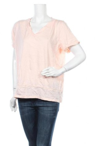 Γυναικεία μπλούζα Nautica, Μέγεθος XXL, Χρώμα Ρόζ , 60% βαμβάκι, 40% μοντάλ, Τιμή 14,62€