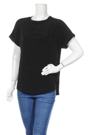 Дамска блуза New Look, Размер S, Цвят Черен, Цена 16,80лв.