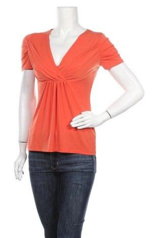 Γυναικεία μπλούζα New York & Company, Μέγεθος XS, Χρώμα Πορτοκαλί, 95% πολυεστέρας, 5% ελαστάνη, Τιμή 9,94€