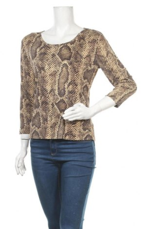 Γυναικεία μπλούζα Nice Connection, Μέγεθος L, Χρώμα  Μπέζ, Βισκόζη, Τιμή 21,63€