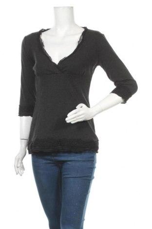 Γυναικεία μπλούζα Nice Connection, Μέγεθος M, Χρώμα Γκρί, Τιμή 21,53€