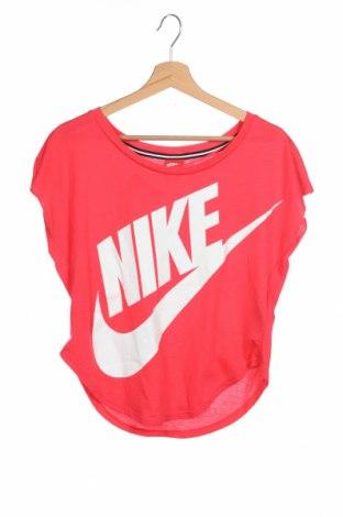 Γυναικεία μπλούζα Nike, Μέγεθος XS, Χρώμα Κόκκινο, 50% πολυεστέρας, 25% βαμβάκι, 25% βισκόζη, Τιμή 14,84€