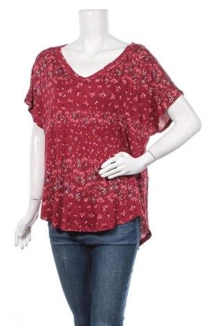 Γυναικεία μπλούζα No Boundaries, Μέγεθος L, Χρώμα Ρόζ , 95% βισκόζη, 5% ελαστάνη, Τιμή 11,11€
