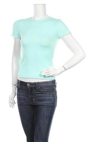Γυναικεία μπλούζα No Boundaries, Μέγεθος XS, Χρώμα Μπλέ, Πολυεστέρας, Τιμή 9,09€