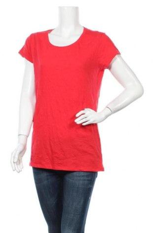 Γυναικεία μπλούζα No Boundaries, Μέγεθος XL, Χρώμα Κόκκινο, 60% βαμβάκι, 40% πολυεστέρας, Τιμή 12,34€