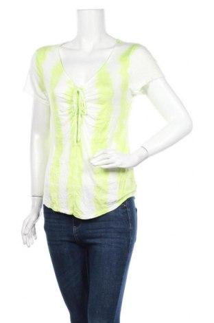Γυναικεία μπλούζα No Boundaries, Μέγεθος L, Χρώμα Λευκό, Πολυεστέρας, Τιμή 11,04€
