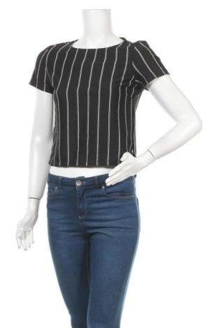 Γυναικεία μπλούζα Noisy May, Μέγεθος XS, Χρώμα Μαύρο, 98% πολυεστέρας, 2% ελαστάνη, Τιμή 9,94€