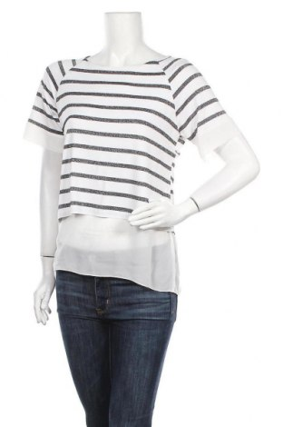 Γυναικεία μπλούζα Nuna Lie, Μέγεθος S, Χρώμα Λευκό, Τιμή 4,16€