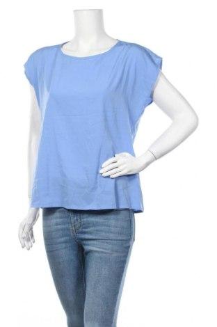 Γυναικεία μπλούζα Okay, Μέγεθος L, Χρώμα Μπλέ, Πολυεστέρας, Τιμή 4,42€