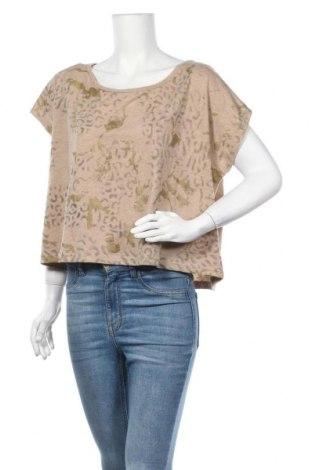 Γυναικεία μπλούζα Okay, Μέγεθος XXL, Χρώμα  Μπέζ, Τιμή 4,42€